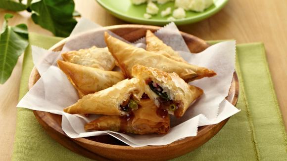 Adobong Kangkong Crisps Recipe