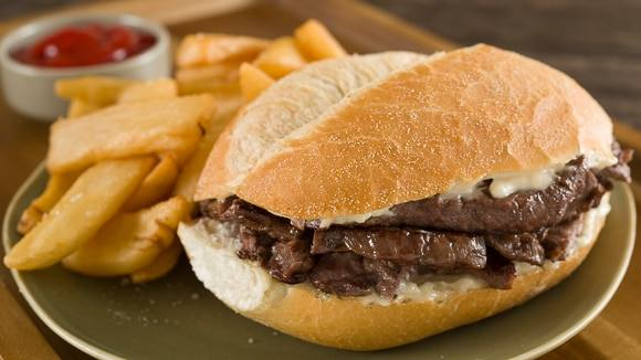 Classic Steak Sandwiches