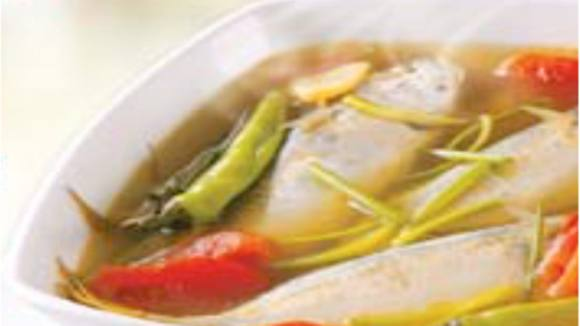 Fish Tinola Recipe