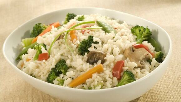 Asian-Style Fried Rice