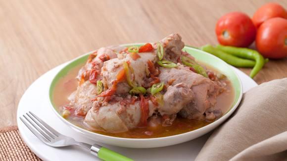Binagoongang Manok Recipe