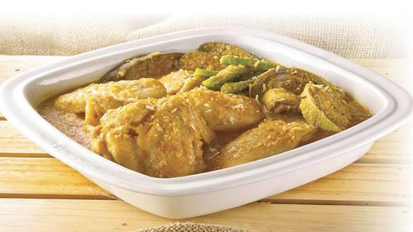 Coco Chicken Kare Kare Recipe