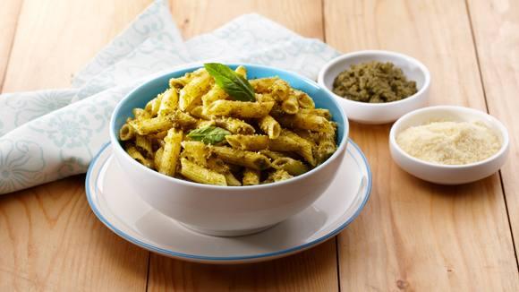 Pesto Penne Recipe