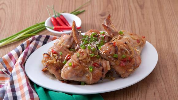 Knorr Spiced Chicken Wings Recipe