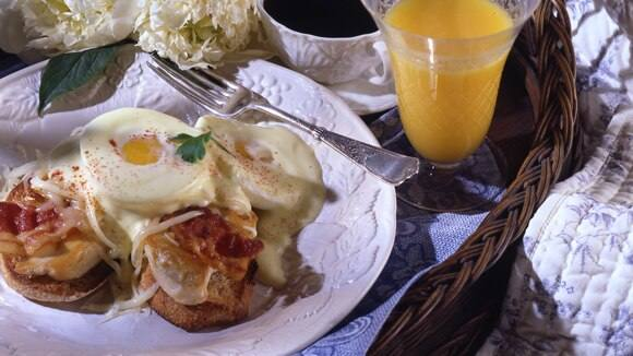 Country Breakfast Benedict