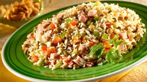 Rice & Pigeon Peas
