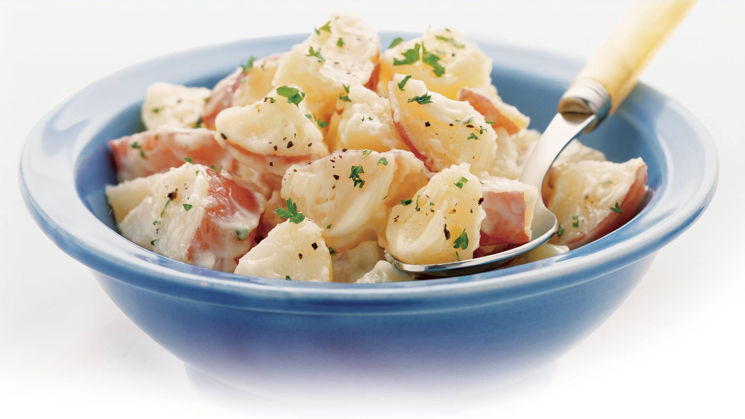 1-2-3 Savory Potato Salad Recipe