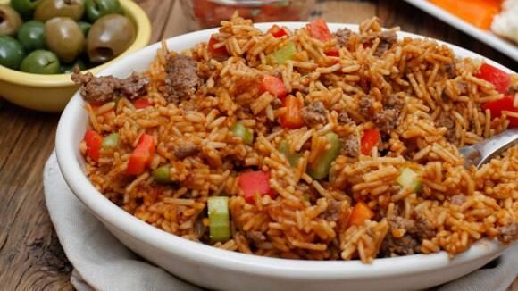 Beefy Louisiana Rice