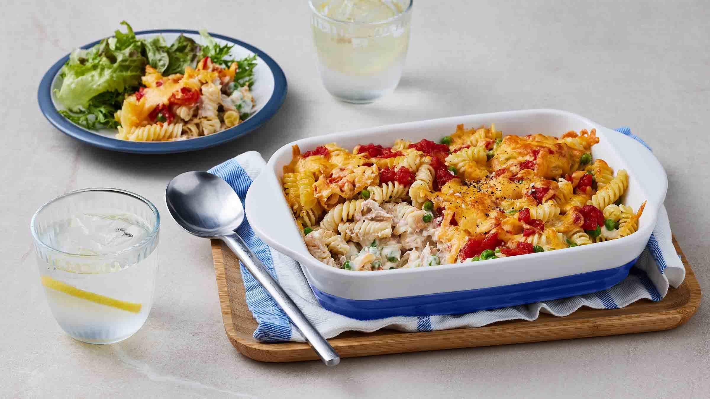 Creamy Tuna Casserole Recipe