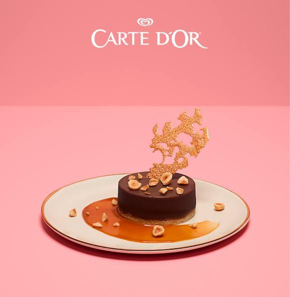 Dacquoise al Chocolate