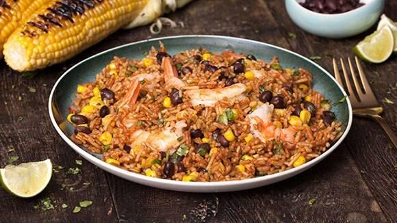 Mexican Fiesta Shrimp
