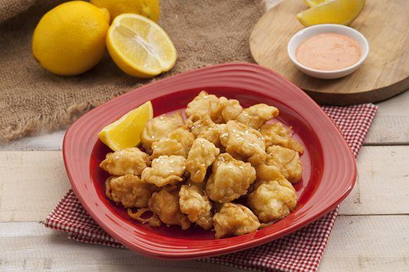 Popcorn Ayam Dinamit