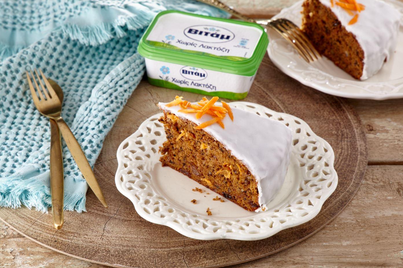 Κέικ καρότο