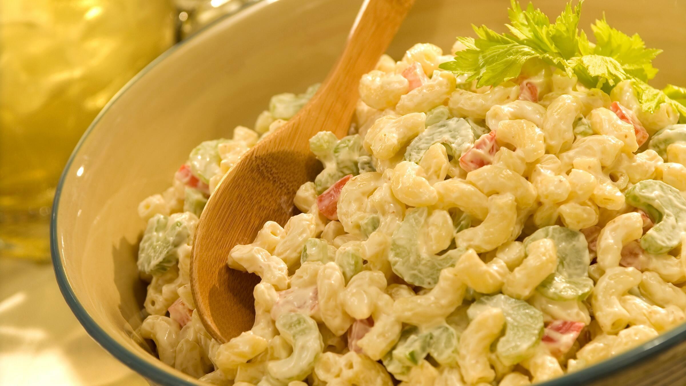 Watch Macaroni Salad video