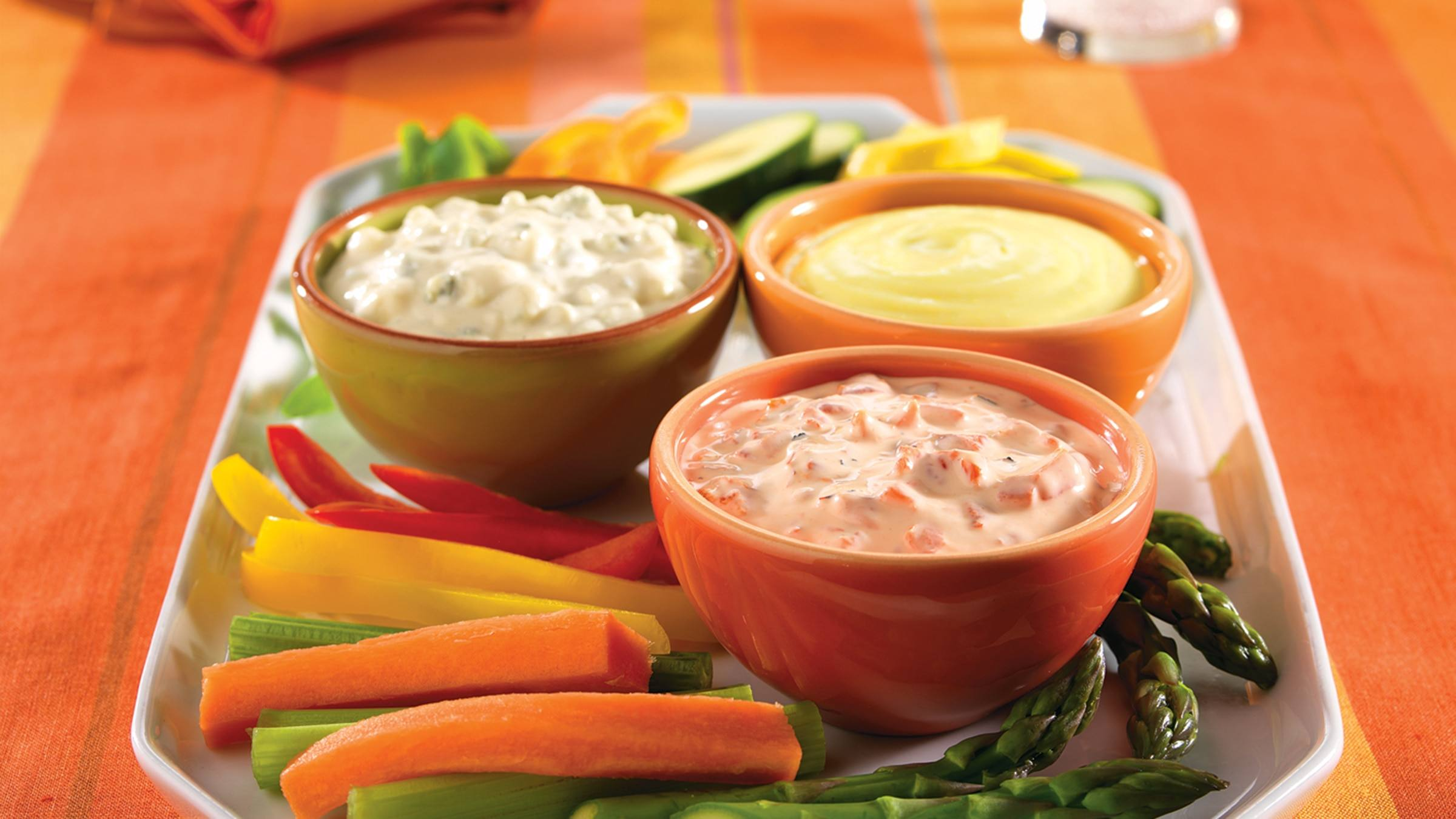 Easiest-Ever Dipping Sauces Recipes