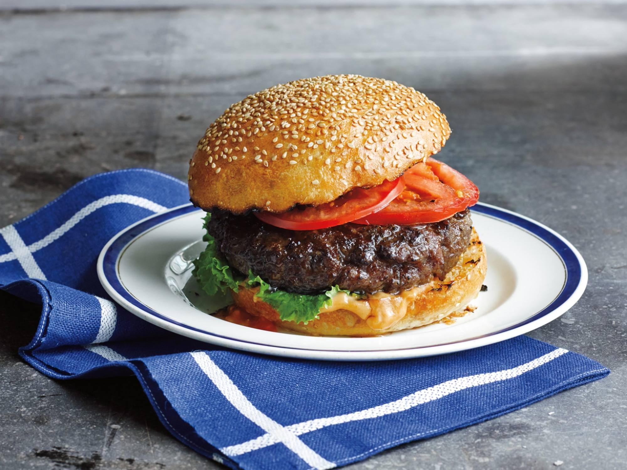 Фото рецепт бургер