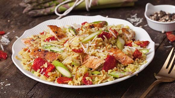 Italian Chicken Rice