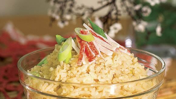 Aligue Rice Recipe