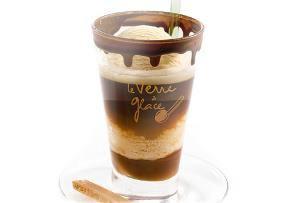 Coupe vanille café