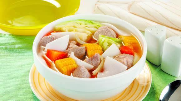 Pork Buko Nilaga Recipe
