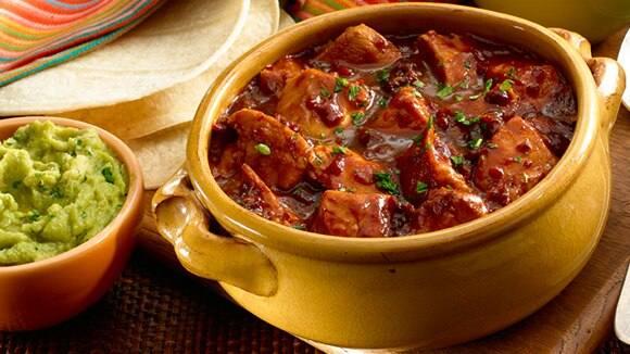 Ancho Tamarind Pork Stew