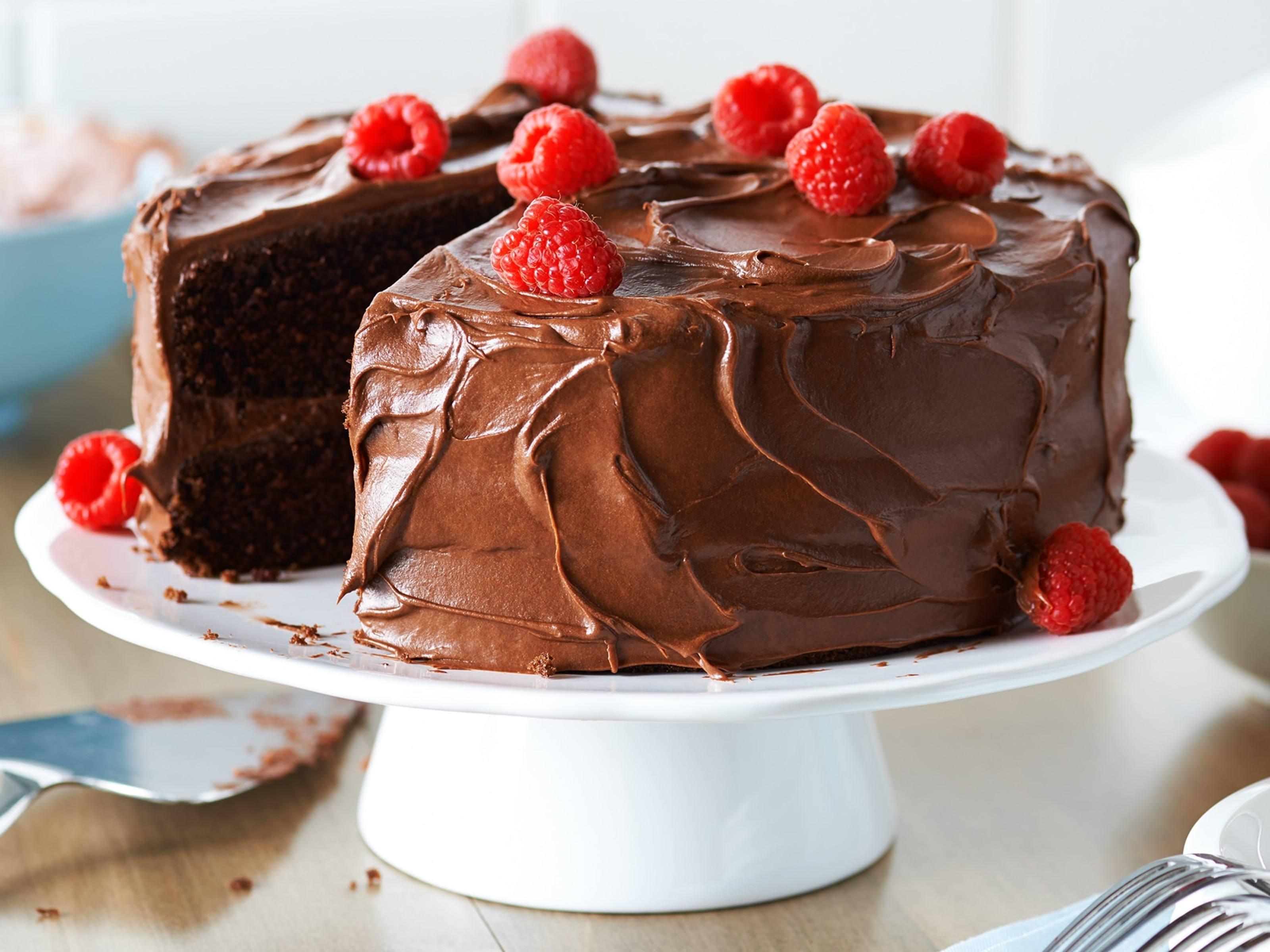 Super Moist Chocolate Cake Hellmanns Ca