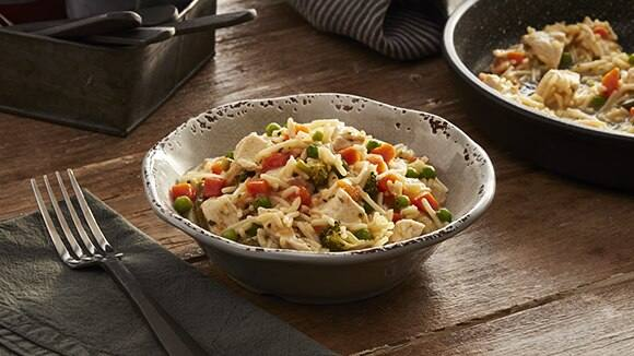Cheddar Chicken and Vegetables