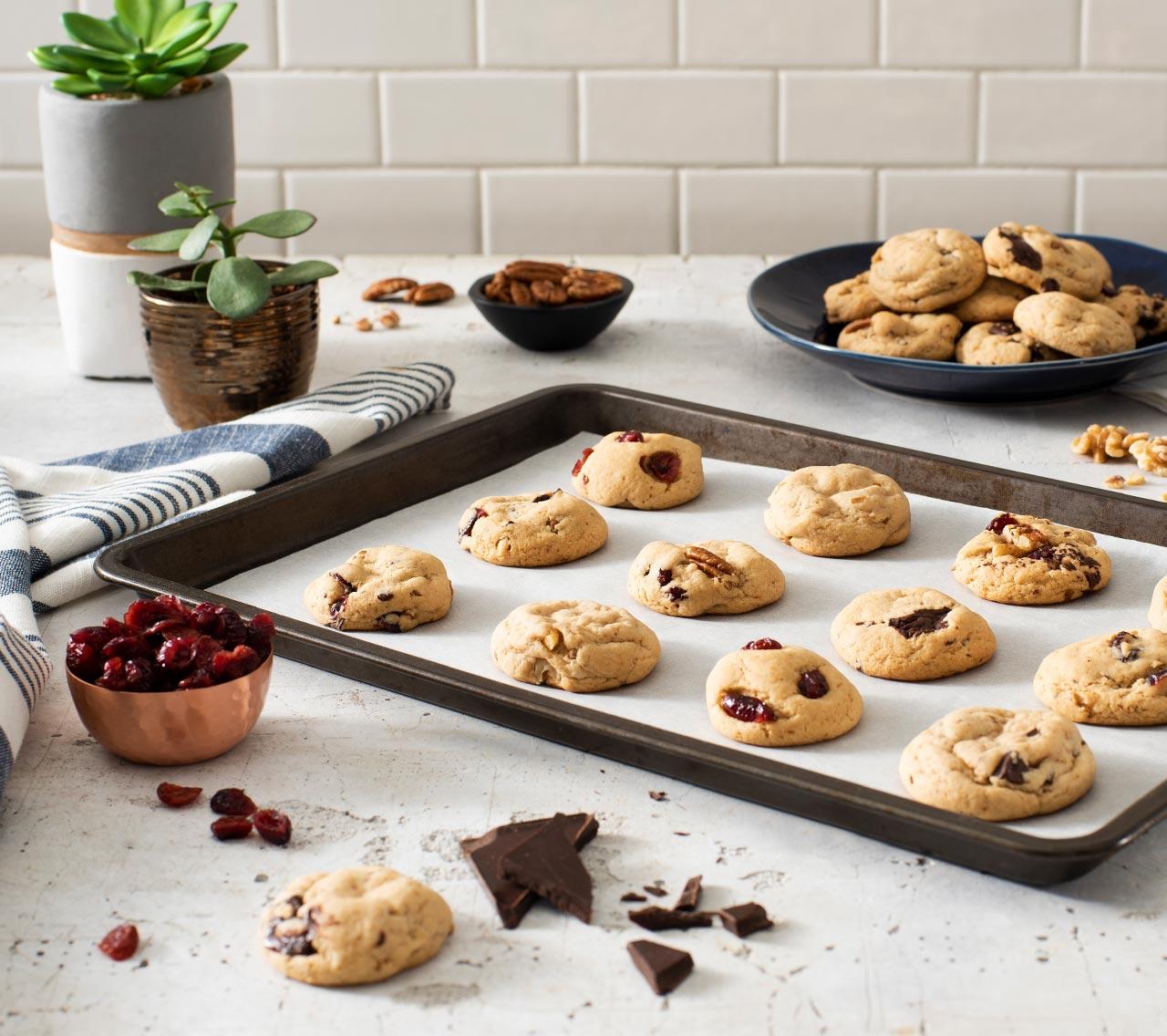 Pâte à biscuit tout usage à base de plantes