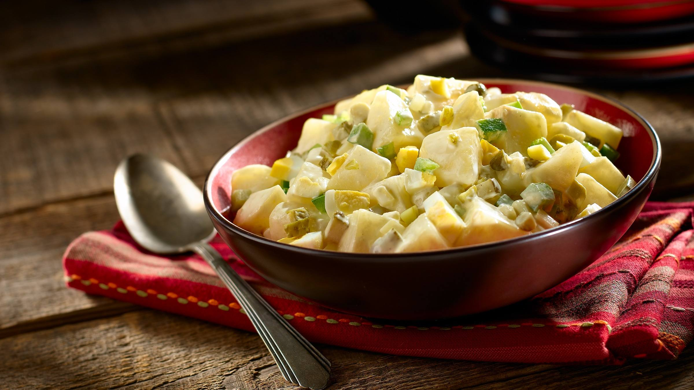 Martha's Hometown Favorite Potato Salad