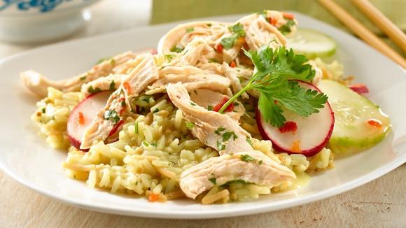 Vietnamese Chicken & Rice