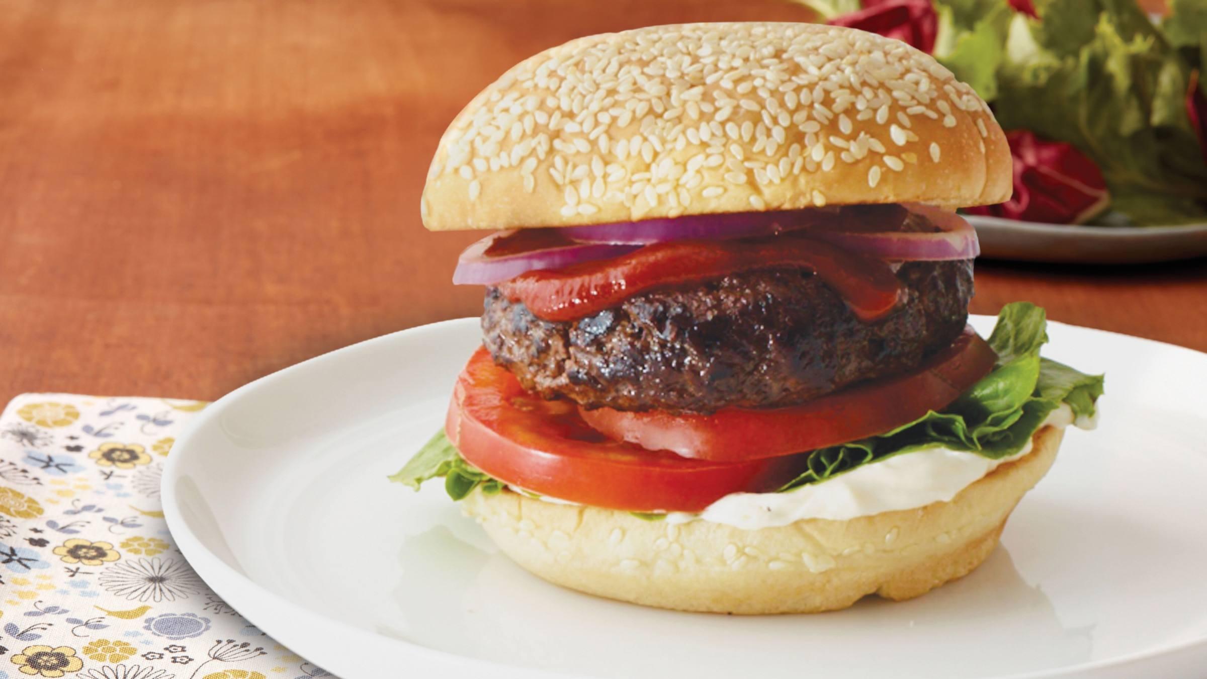 Best Burgers Recipe