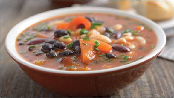 Tangy Rajma Soup RECIPE