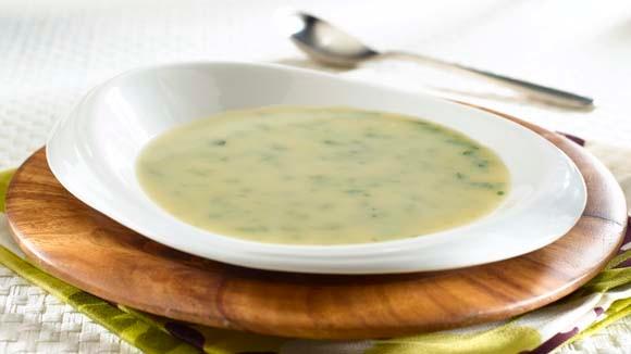 Spring Vegetable Chicken Soup