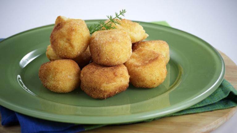 Κροκετάκια με πατάτες