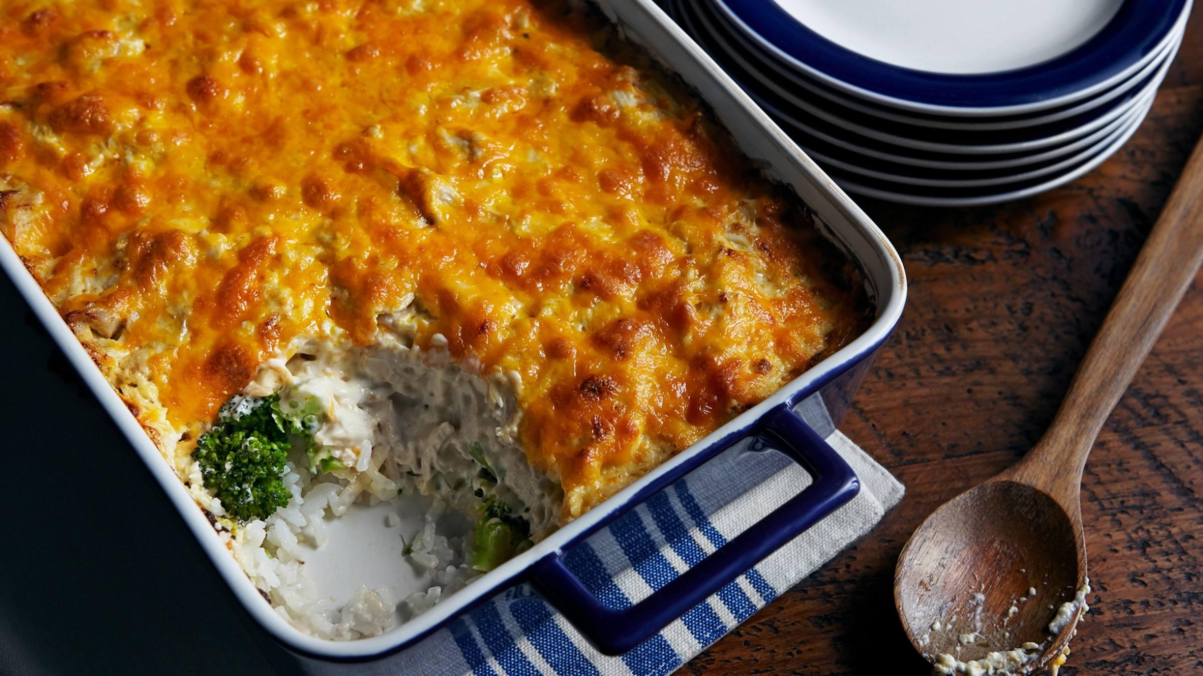 Chicken Broccoli Casserole Recipe