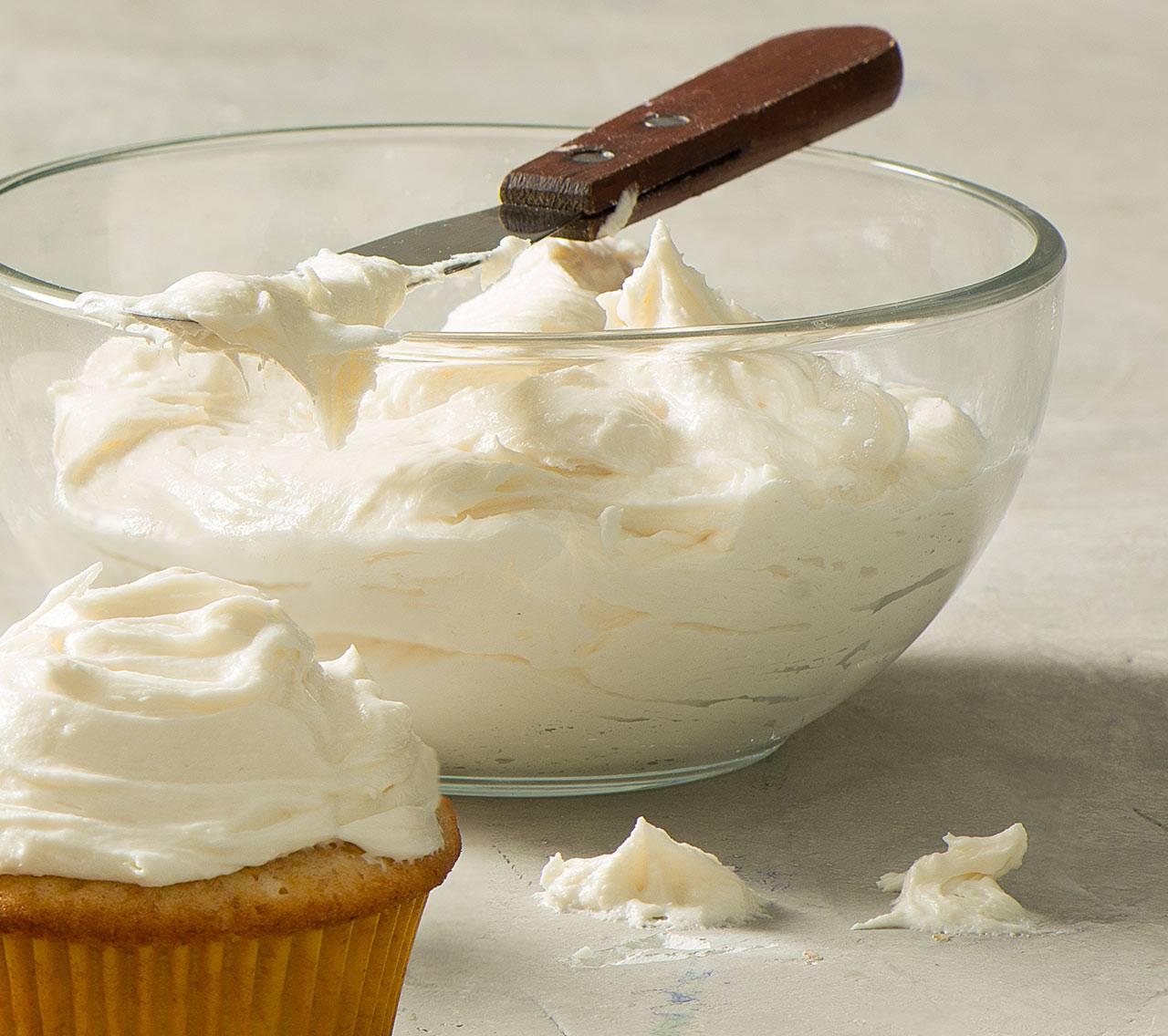 Glacage A La Creme Au Beurre