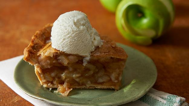 Apple Pie a La Mode Recipe