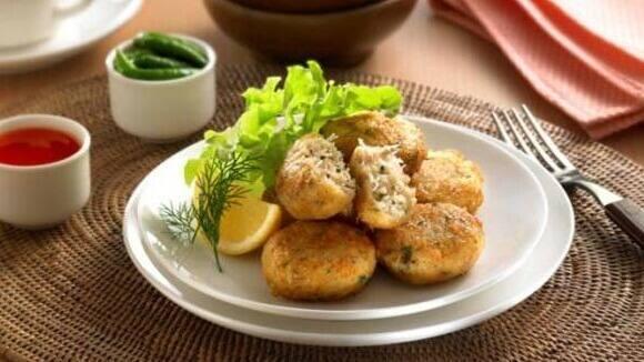 Resep Perkedel Bihun Daging Cincang