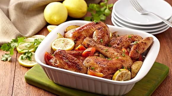 Baked Chicken Sinigang Recipe