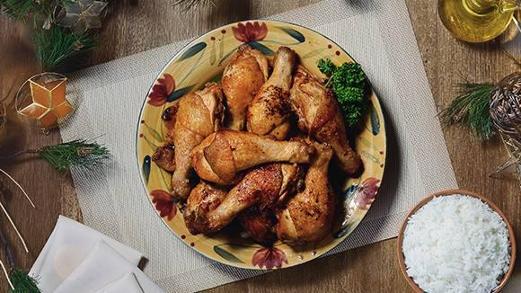 Sinigang-Seasoned Fried Chicken