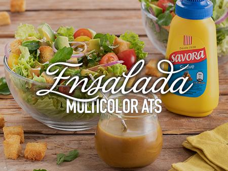 Ensalada Multicolor ATS