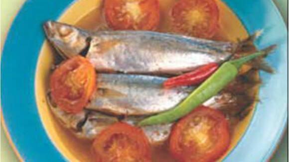 Pinangat na Galunggong Recipe