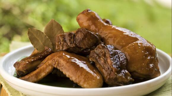 Easy Chicken and Pork Adobo Recipe