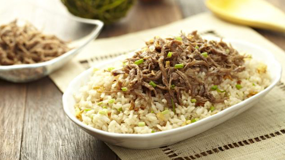 Adobo Rice Recipe