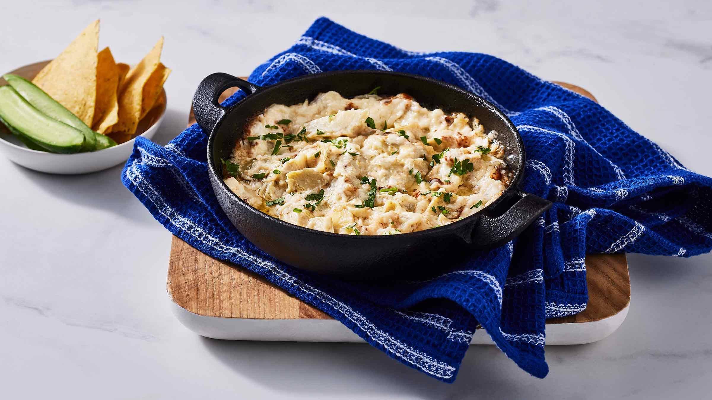 Creamy Hot Artichoke Dip Recipe