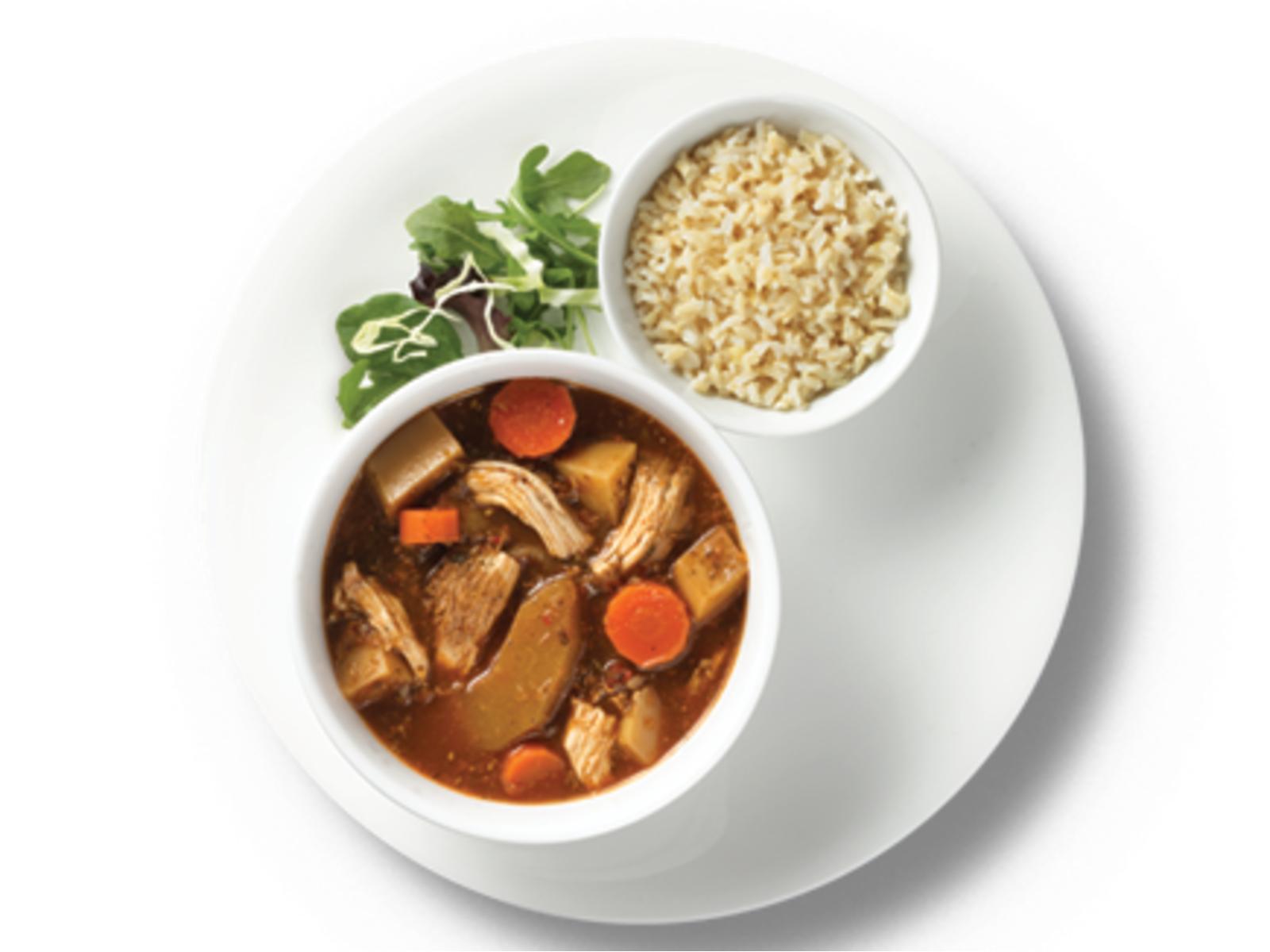 Pepián de Pollo (Chicken Stew)