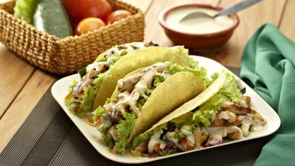 Spicy Adobo Tacos Recipe