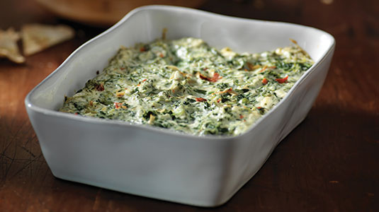 Baked Spinach and Feta Dip