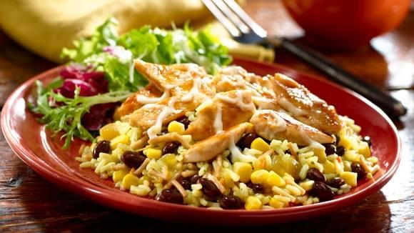 Cheesy Chicken Monterey