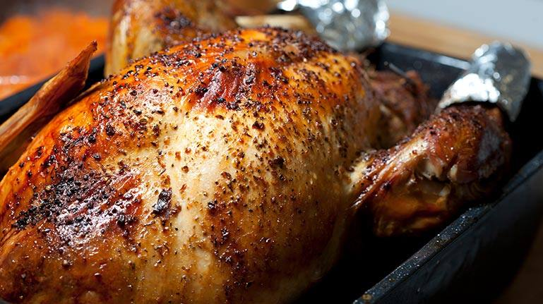 Beautifully Basted Roast Turkey